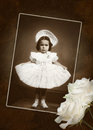 The Age of Innocence Royalty Free Stock Photo
