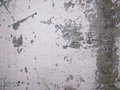 aged and decayed concrete surface in white and grey Royalty Free Stock Photo