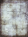 Aged grunge background an and scratched Royalty Free Stock Photography