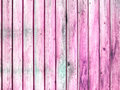 Aged pink painted grunge wood texture background Royalty Free Stock Photo