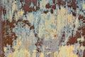 Viejo y oxidado textura