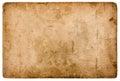 Carta foglio su bianco