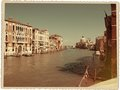 Aged venice photo of italian famous city of Stock Images