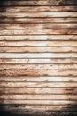 Aged wooden backdrop horizontal planks photo background Royalty Free Stock Image