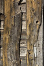 Aged wooden wall Royalty Free Stock Photography