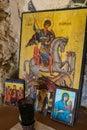 Agia Triada Royalty Free Stock Photo