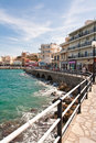 Agios Nicolaos - Crete, Greece Stock Photos