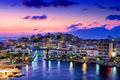 Agios Nikolaos. Stock Photography
