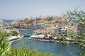 Agios Nikolaos, Crete Royalty Free Stock Photos