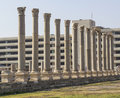 Agora of smyrna in izmir turkey Royalty Free Stock Photo