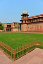 Agra fort, Agra Obrazy Stock