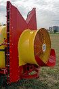 Agricultural equipment. Detail  Stock Photography
