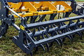 Agricultural equipment. Details 23 Stock Photography