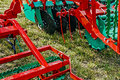 Agricultural equipment. Details 27 Stock Photography