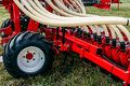 Agricultural equipment. Details 71 Stock Photography