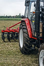 Agricultural equipment. Details 75 Royalty Free Stock Photography