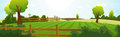 Agriculture And Farming Summer Landscape Stock Images