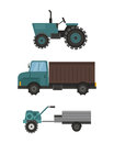 Agriculture industrial farm equipment machinery tractor combine and excavator rural machinery corn car harvesting wheel