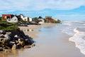 Aguas Dulces Beach, Rocha, Uruguay Royalty Free Stock Photo