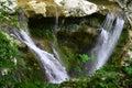 Agura waterfalls in Sochi