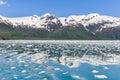Aialik bay, Kenai Fjords national park (Alaska) Royalty Free Stock Photo