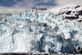 Aialik Glacier - Kenai Fjords National Park Royalty Free Stock Photos
