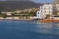 Aigina island in Greece Royalty Free Stock Photography