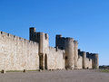 Aigues Mortes Stock Photography