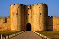 Aigues Mortes France Royalty Free Stock Photo