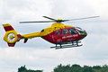 Air ambulance Royalty Free Stock Image