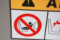 Air bag sign-how to use