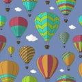 Air Balloons set pattern