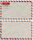 Air mail background Royalty Free Stock Photo