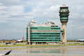 Air Traffic Control Tower Royalty Free Stock Photo