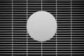 Air vent, air grill Royalty Free Stock Photo