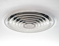 Air ventilation duct Royalty Free Stock Photo
