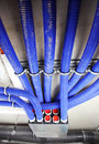Air ventilation system Stock Photos