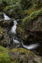 Aira beck river near to ullswater in english lake district cumbria england uk Stock Photo