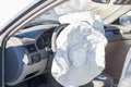 Airbags Deployed In A Hit And ...