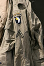 Airborne sergeant uniform Royalty Free Stock Image