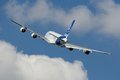 Airbus A380 Photo stock