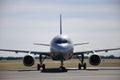 Airbus 320 Royalty Free Stock Photo
