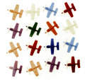Aircraft plastic background image Royalty Free Stock Photography