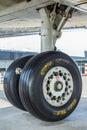 Aircraft undercarriage landing gear