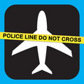 Airline Security Vector Stock Photography