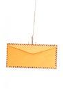 Airmail Phishing Royalty Free Stock Photo