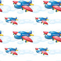An airplane illustration of on a white background Royalty Free Stock Images