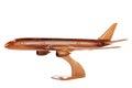 Airplane model Royalty Free Stock Photo