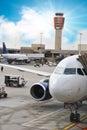 Airport Stock Photo