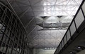 Airport architecture hong kong international Royalty Free Stock Photo